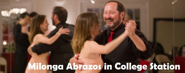 milonga abrazos in college station