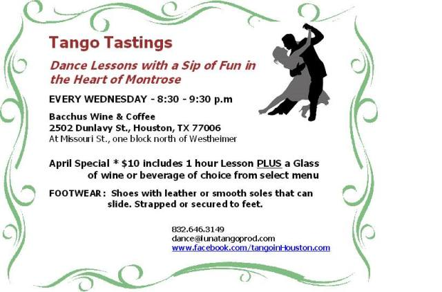 tango tastings with susana collins