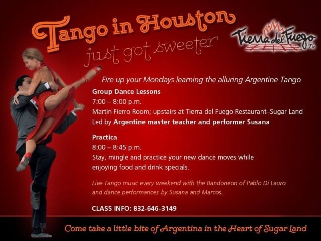 susana tango in houston