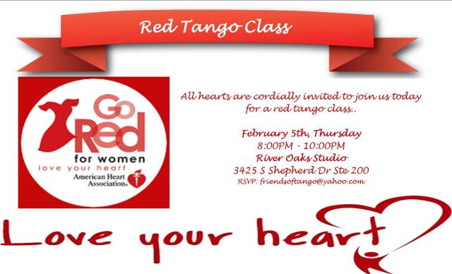 Go Red For Women's Heart Health