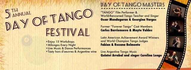 Austin Day of Tango