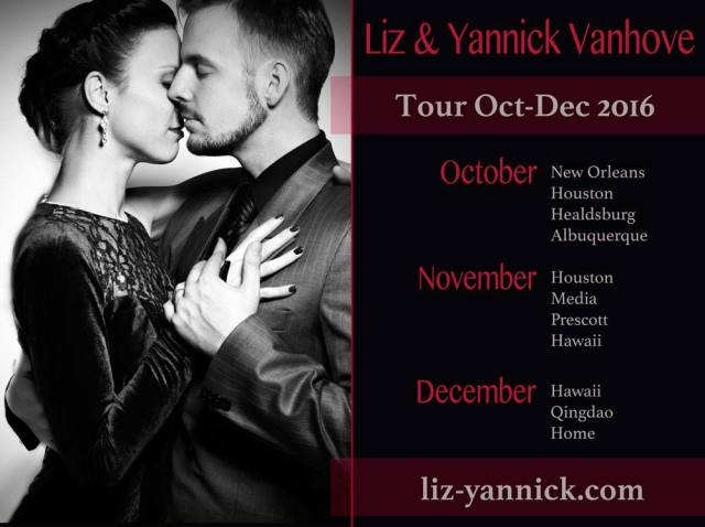 Liz and Yannick